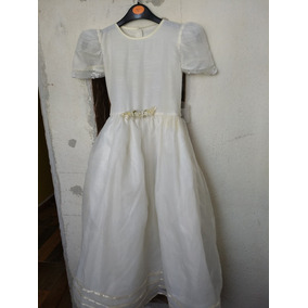 Vestidos de primera comunion talla 10