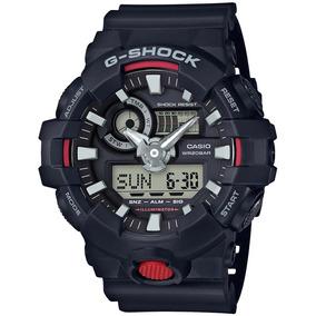 Reloj Casio G-shock Bold Face Para Caballero-ga-700-1acr