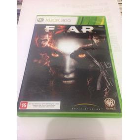 Fear 3 Jogo Original Para Xbox 360