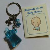 Recuerdos Baby Shower Llaveros Niño Y Niña. 830d2cc55cf