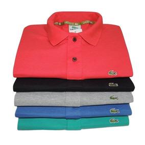 Camisa Polo Lacoste Classic - Calçados, Roupas e Bolsas no Mercado ... 621a0a2e1f