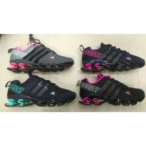 Zapatillas Adidas Bounce Con Resortes - Tenis Adidas para Mujer en ... 2fbb54d12d4