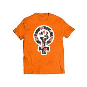 faabf362dd Camiseta Unissex Feminismo Direito Das Mulheres Feminista