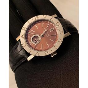 85cd6ac4388 Relogio Bvlgari Serie Ouro - Joias e Relógios no Mercado Livre Brasil