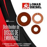 Disco De Embrague, Galletas De Embrague, Ruliman, Collarin