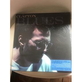 Box Set Eric Clapton Blues 5 Vinilos.