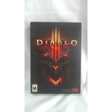 Diablo Iii 3 Edicion Fisica Español - Nuevo Sellado - Pc
