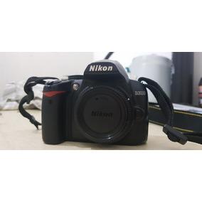 Corpo D3000 Nikon