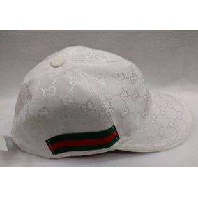 Boné Guci Italiano Branco 5a89a6c0c2c