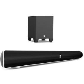 Soundbar Jbl Cinema Sb350 - Subwoofer Wireless