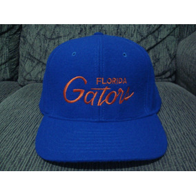 Bone Florida Gators - Acessórios da Moda no Mercado Livre Brasil 9372e824b51