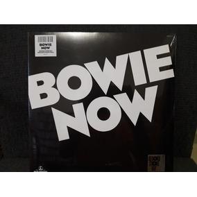 Lp David Bowie - Now - Branco Record Day Store Lacrado