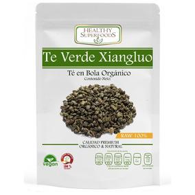 Te Verde Organico Bola Gunpowder 1 Kg