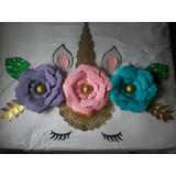 Flores De Papel Decorativas Recuerdos Y Cotillones Decoraciones Y