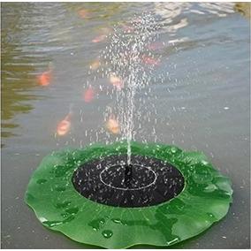 Bomba Fonte De Lago Artificial Energia Solar Frete Gratis