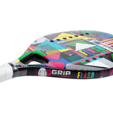 Raquete Flash Beach Tennis Topgrip