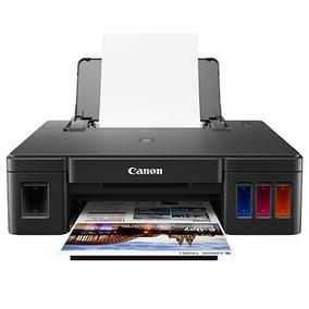 Impresora Canon G1110 Versión 2018 Sistema Continuo Oficial