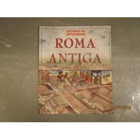 Livro Histórias Da Antiguidade Roma Antiga
