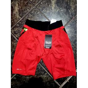 52b99a7e70 Nike Pro Combat Short Termico - Roupas de Futebol no Mercado Livre ...