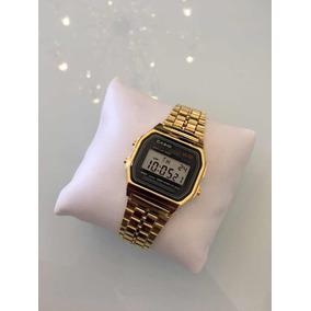Relógio Casio, Unissex, Cores: Prata, Dourado, Rose