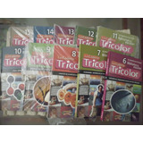 Colección Libros Biblioteca Escolar Cadena Tricolor Completa