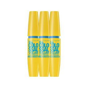 Kit Maybelline 3 Colossal