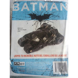 Batimóvil The Dark Knight 2008