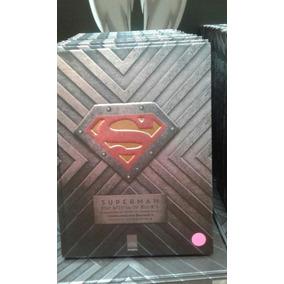 Dc Superman Os Arquivos Secretos Do Homem De Aço Capa Dura