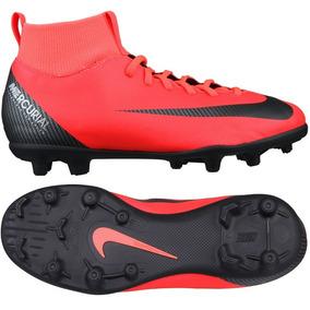 7c4ac2a0db7fb Tenis Nike Futbol Bota Niño Cr7 Num 3 - Tacos y Tenis de Fútbol en ...