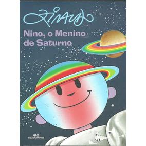 D45 - Nino, O Menino De Saturno - Ziraldo