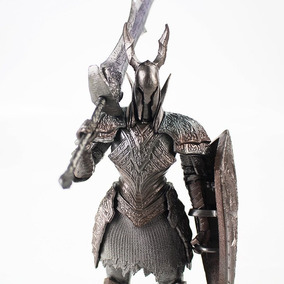 Figure Action Dark Souls Black Knight Dxf 21cm Cavaleiro