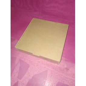 1 Pack De 12 Cajitas O Cajas De Madera Mdf De 15x10x10cm