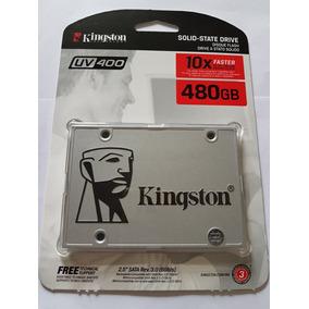 Hd Kingston Ssd Suv400 480gb S37 2,5 Sata 3