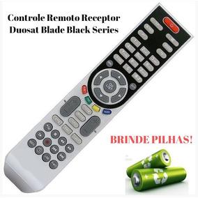 Controle Remoto Tv Cce Modduosat Blade Black Ser Stile D4201