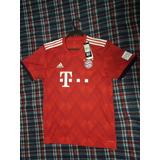 Camiseta adidas Bayern Munich 2019 - Nueva (talla L)