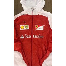 Jaqueta Ferrari Santander - Jaqueta para Masculino no Mercado Livre ... d395618b155
