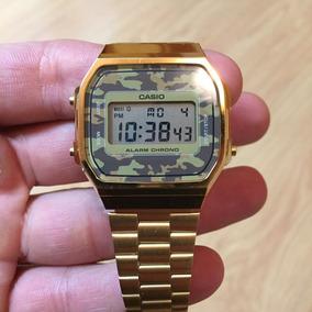 a074c8387c1 Relogio Casio Dourado - Relógio Casio