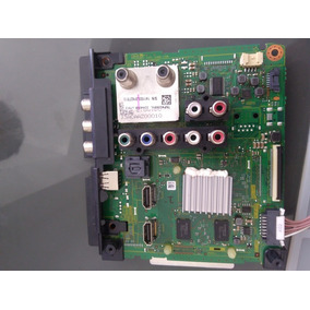 Placa Mae Tv Panasonic 32p Tc 32a400b Usada Boa