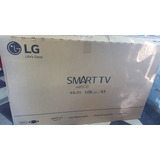 Smart Tv Lg 43lj5500 Pantalla Rota