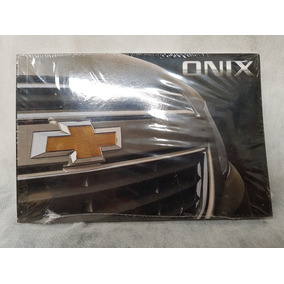 Manual Proprietario Gm Onix 2013 Original