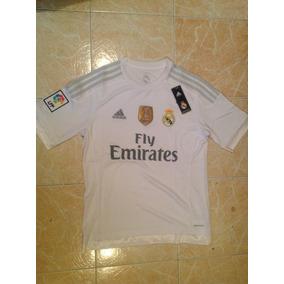 Playera Del Real Madrid Climacool en Mercado Libre México fab7f8b9f5adc