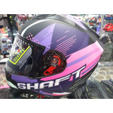 Casco Shaft 570 Doble Visor