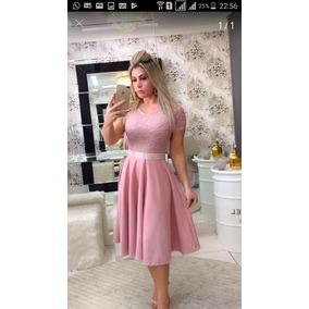Vestido Social Moda Evangélica