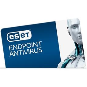 25 Licencias Eset Endpoint Antivirus Por 1 Año