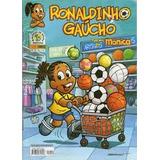 Ronaldinho Gaúcho Nº. 10 - Panini Comics