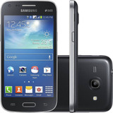 Smartphone Samsung Galaxy Core Plus 5mp 4gb Preto (vitrine)