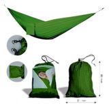 Rede Dormir Camping Exercito Selva Descanso Forte Echolife