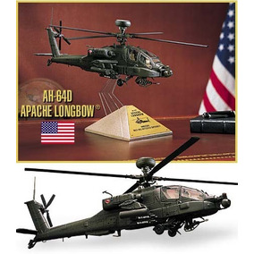 Franklin Mint Ah-64d Apache Longbow 1/48