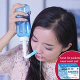 Botella+30 Sobres Sal Nasal, Rinitis,sinusitis, Alergias