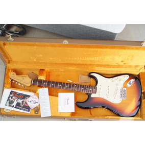 Fender Stratocaster Avri 62 Año 2010